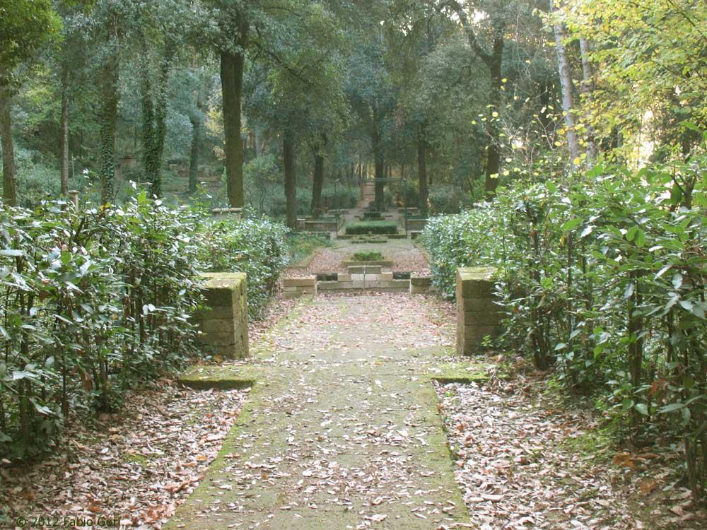 siena bosco della ragnaia parco sculture