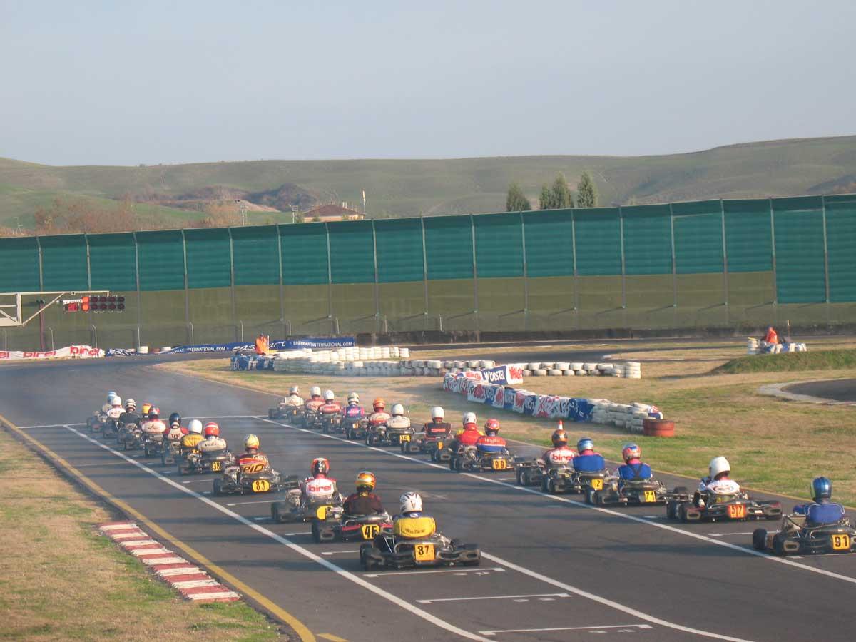 Circuito Karting : Circuito kart siena programma gare logistica dove