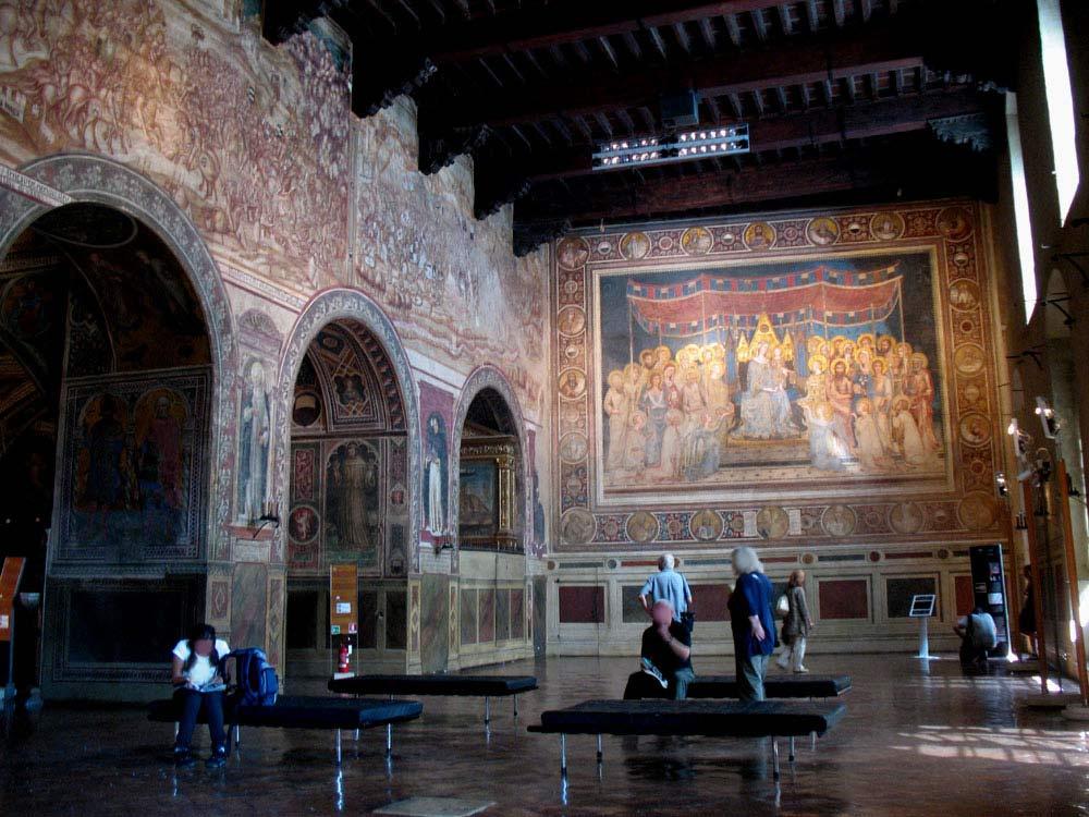 Sala Del Consiglio Dei Nove Siena.Siena Il Palazzo Pubblico E Il Museo Civico Cosa Vedere
