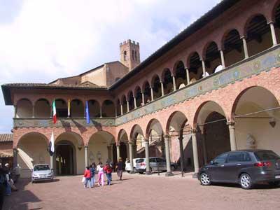 Siena, Casa - Santuario di Santa Caterina