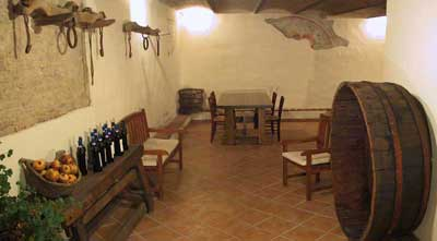 Sienna Guest House Accommodation. Farm Holiday La Torretta, near Sienna, Tuscany