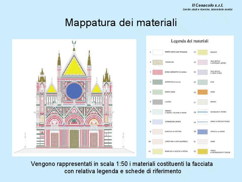 Siena marmi il marmo della montagnola senese for Come stimare i materiali da costruzione per la costruzione di case