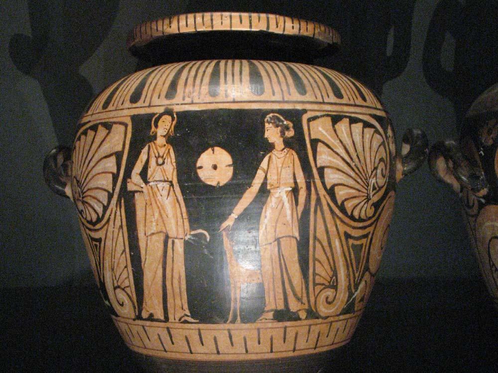 Siena museo archeologico nazionale visita e info for Vaso attico